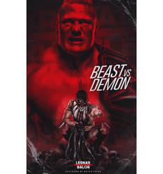Beast x Demon - Royal Rumble by Brightstar2003