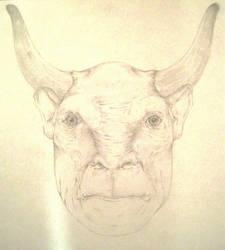 The Minotaur by Afrovenator