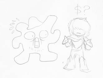 Puzzle guy by no1marmadukefan