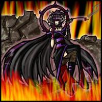 Lilithmon:The Mistress of Lust by Kiarou