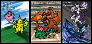 SSB: Pokemon Legends by Kiarou