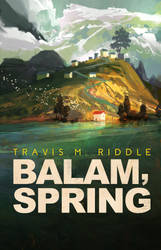 Balam,Spring Book Cover by amirzand