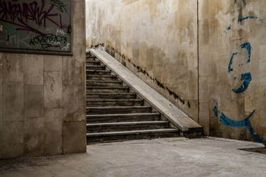 Old Underpass by BlackWalrus19