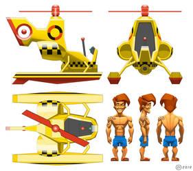 beach chopper by danmalone