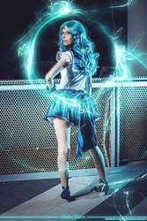 Sailor Neptune by KiraYoshida