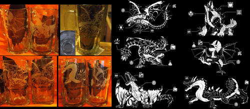 Fanimecon 2013 upcoming set 1: Monster Hunter by lisu-c