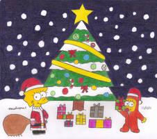 Merry Christmas by MarioSimpson1