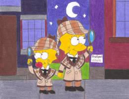 Little Detectives by MarioSimpson1