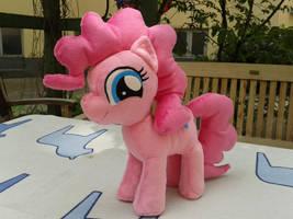 Pinkie Pie Filly Plush by Miretz
