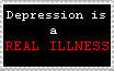 Depression Stamp by sound-ninja-2008