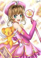 Fanart - Cardcaptor Sakura by Dakiarts