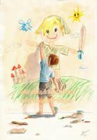Creci contigo by Saku-Zelda