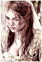 Wedding Elizabeth in Color by khinson