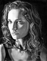 Natalie Portman by khinson