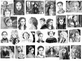 10 Years of Padme by khinson