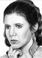 Bespin Leia 12/28/17 by khinson