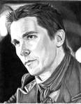 Christian Bale in The Prestige by khinson