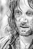Aragorn by khinson