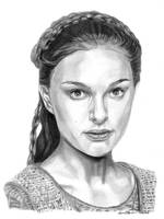 Episode I Padme Peasant Outfit by khinson