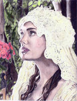 Wedding Padme in Color by khinson