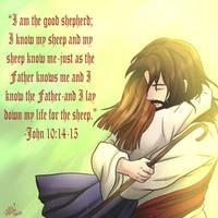 The Good Shepherd by shock777