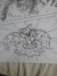 emdo vs lupo 4 (the fury) by danielnew1