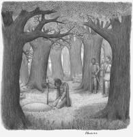 La maldicion de Turin Turambar by BrokenMachine86