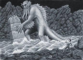 Dagon by BrokenMachine86