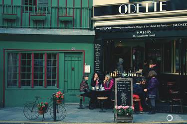 Paris by dcamacho