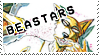 BEASTARS (Legosi) stamp by Lucetherapy