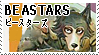 BEASTARS stamp by Lucetherapy