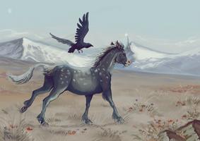 like the Wind by Folkwe