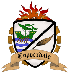 Logo - Copperdale v2 by Puer-Dracul