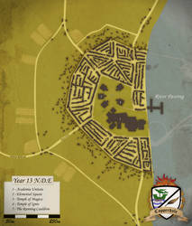 Map - Copperdale - year 13 - 2015-03-10 by Puer-Dracul