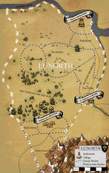 Map - Lunorth (year 13) by Puer-Dracul