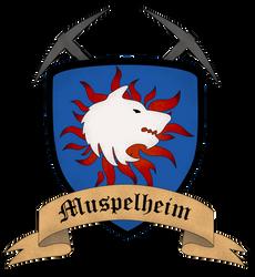 Muspelheim - logo by Puer-Dracul
