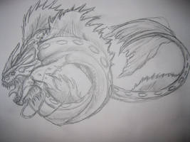 Realistic Gyarados Ver.2 by drgknot