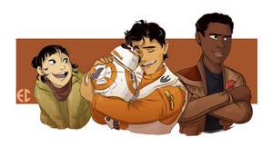 Rebel Squad by Sketchderps