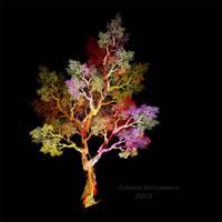 fractal tree 41 by Alvenka