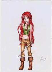 Eloine by Lexou-chan