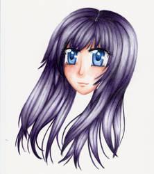 Watercolour practise by Lexou-chan