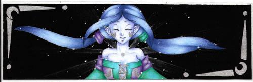 Elf bookmark by Lexou-chan