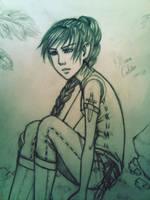 Ellana Caldin by Lexou-chan