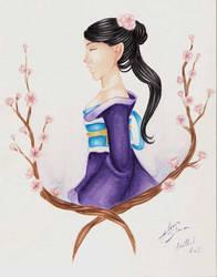 Peaceful by Lexou-chan