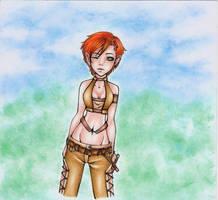 Aerin by Lexou-chan