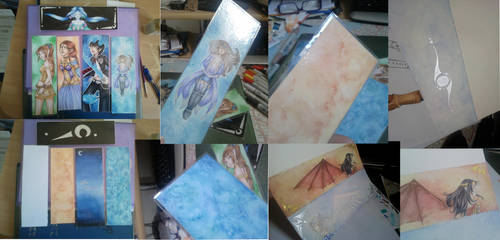 Bookmark sample by Lexou-chan