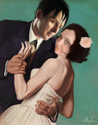 Romance with the Penguin by MayaCobblepot