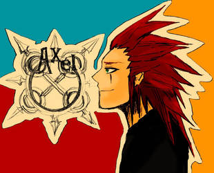 Axel by y-yuki