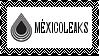 Mexicoleaks Stamp by TecuciztecatlOcelotl