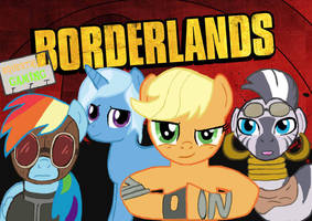Borderlands... with ponies by BSoTM